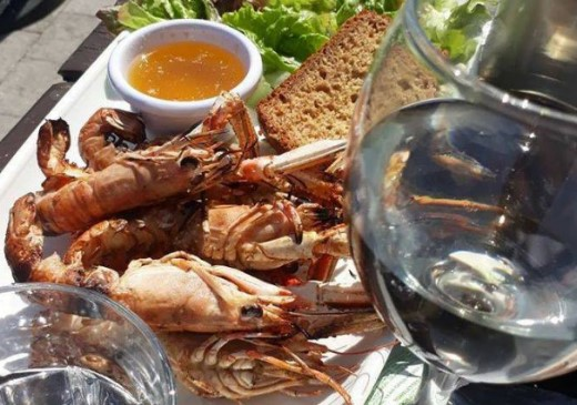 Best Seafood Tapas Bar in Dublin